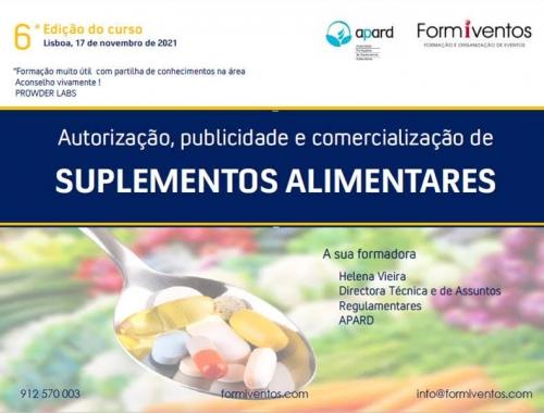 Formiventos   Suplementos Alimentares   5 de Maio 2021