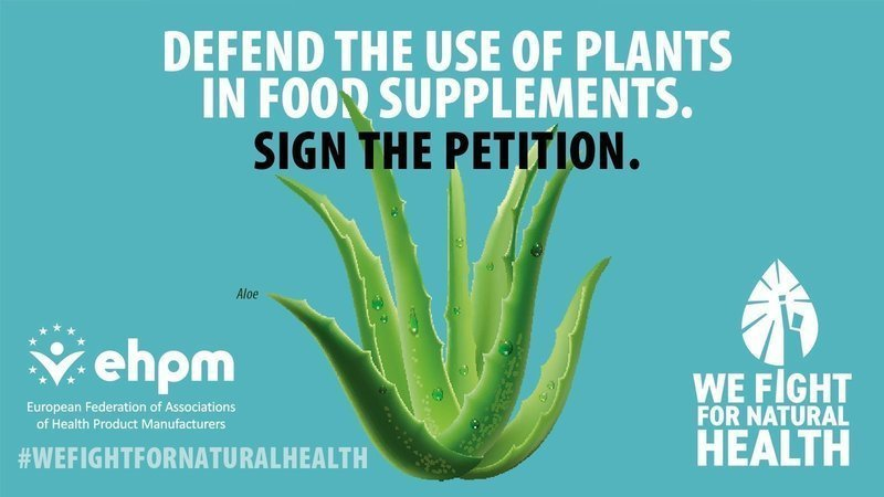 Em defesa do Aloé e de outras plantas nos Suplementos Alimentares